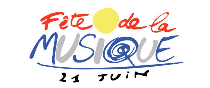 Logo image fête de la musique