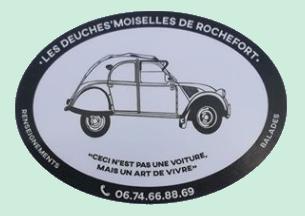 image Les Deuches'moiselles de Rochefort