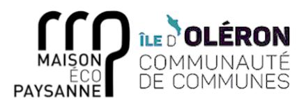 Logo maison éco-paysanne