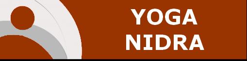 Onglet Yoga Nidra