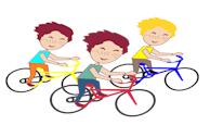 Ils font du vélo