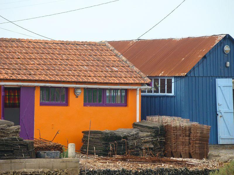 Le chateau d oleron cabanes ostreicoles cmt17 e coeffe 2