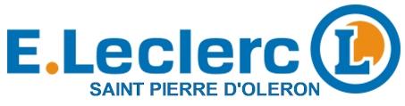 Logo Leclerc St Pierre d'Oléron