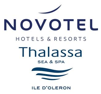 Logo Novotel Thalassa Ile Oleron