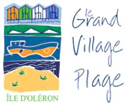 Logo Le Grand Village Plage