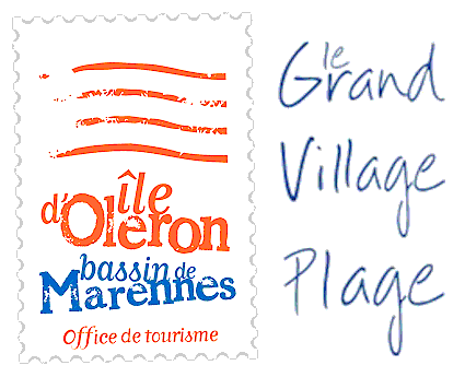 Logo Office de Tourisme Le Grand Village Plage