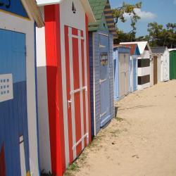 Saint denis d oleron cabanes de plage cmt17 e coeffe