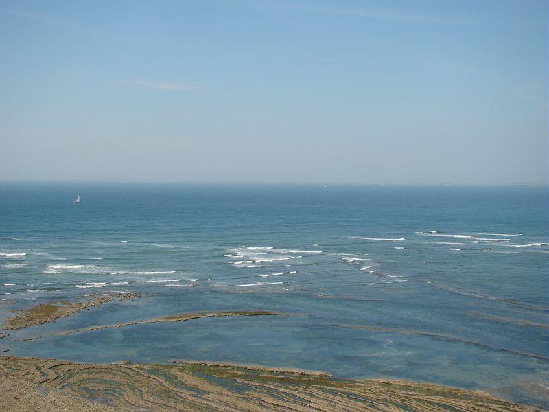 Saint denis d oleron vue du phare de chassiron cmt17 e coeffe