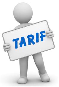 image tarif
