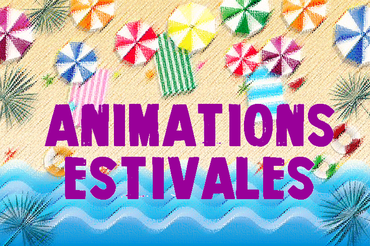 animations estivales