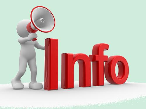Image info inscription 2020
