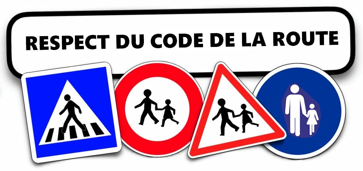image Respect du code de la route