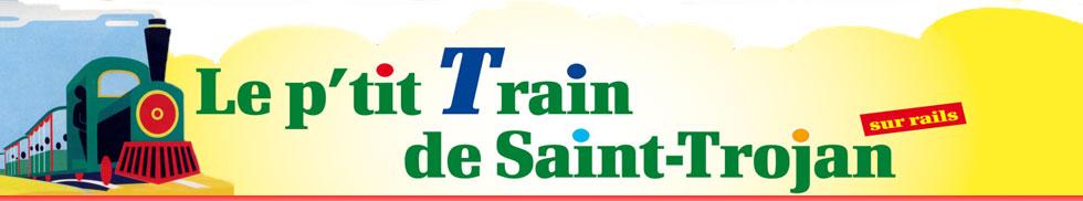 Logo petit train de St Trojan