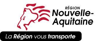Logo transport Nouvelle Aquitaine
