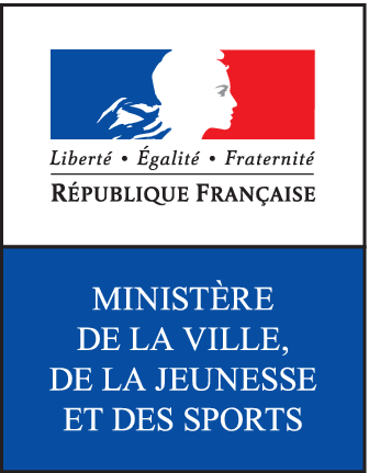 logo ministere ville jeunesse sports