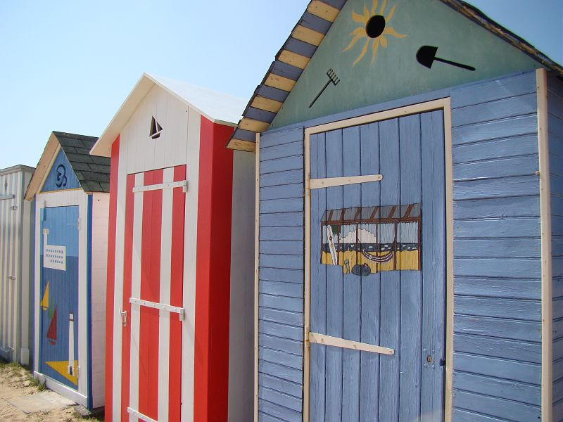 Saint denis d oleron cabanes de plage cmt17 e coeffe 2