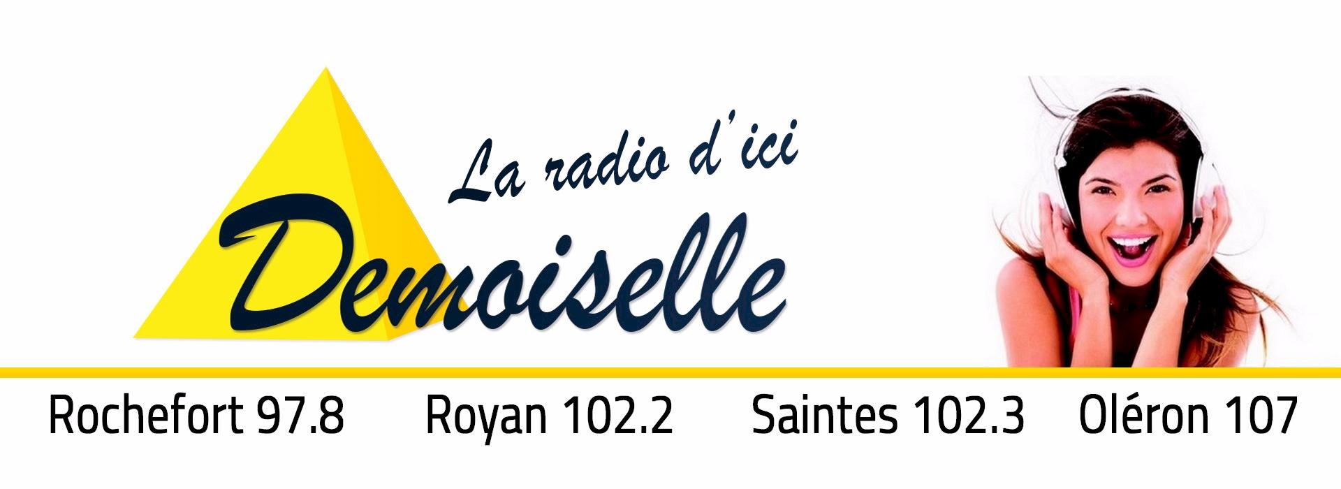 Logo Demoiselle FM